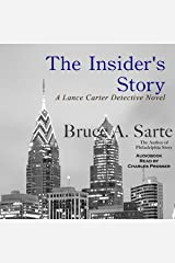 The Insider's Story: A Lance Carter Detective Novel, Book 2 Audible Audiobook