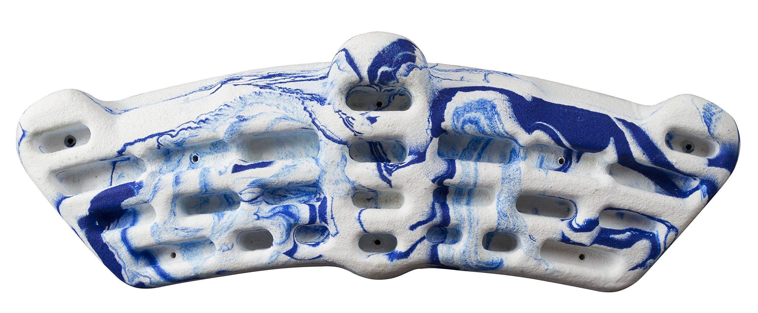 Metolius Simulator 3D Training Board Blue/Blue Swirl One Size
