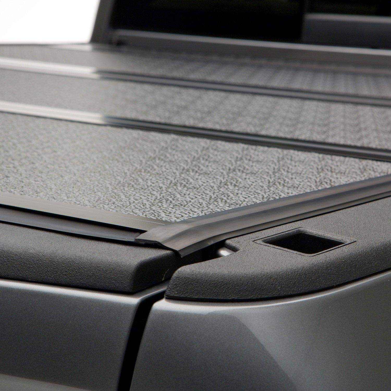 UnderCover Flex Hard Folding Truck Bed Tonneau Cover | FX31004 | fits 2002-2018 Dodge Ram 1500-3500