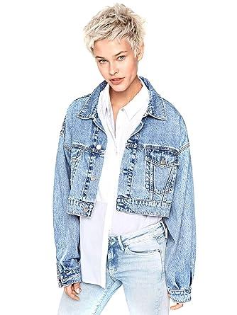 dc37d6b292 Pepe Jeans PL401507 Jacket Women  MainApps  Amazon.co.uk  Clothing