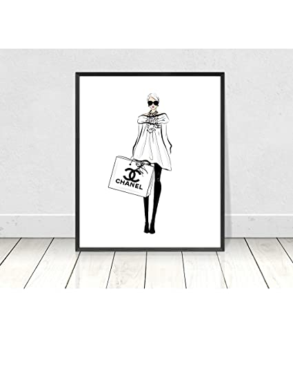 photograph about Chanel Printable titled : King65irginia Chanel Prints Chanel Printable