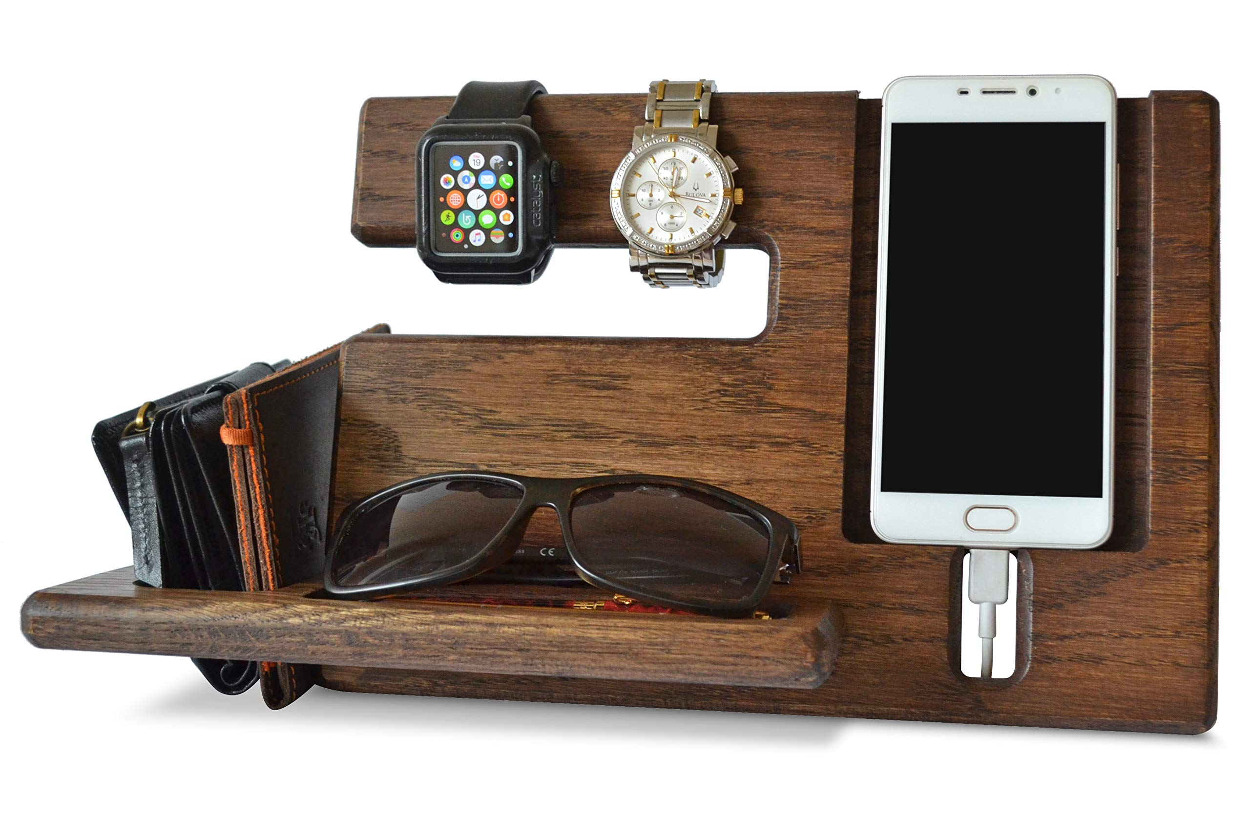 1dfdca0aba48 Wood Phone Docking Station