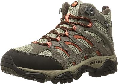Moab Mid Waterproof Wide hiking Boot
