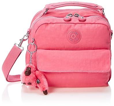 b4fc49a90a Amazon   [キプリング] Amazon公式 正規品 CANDY ミニバッグ K04472 City Pink   KIPLING(キプリング)    ショルダーバッグ