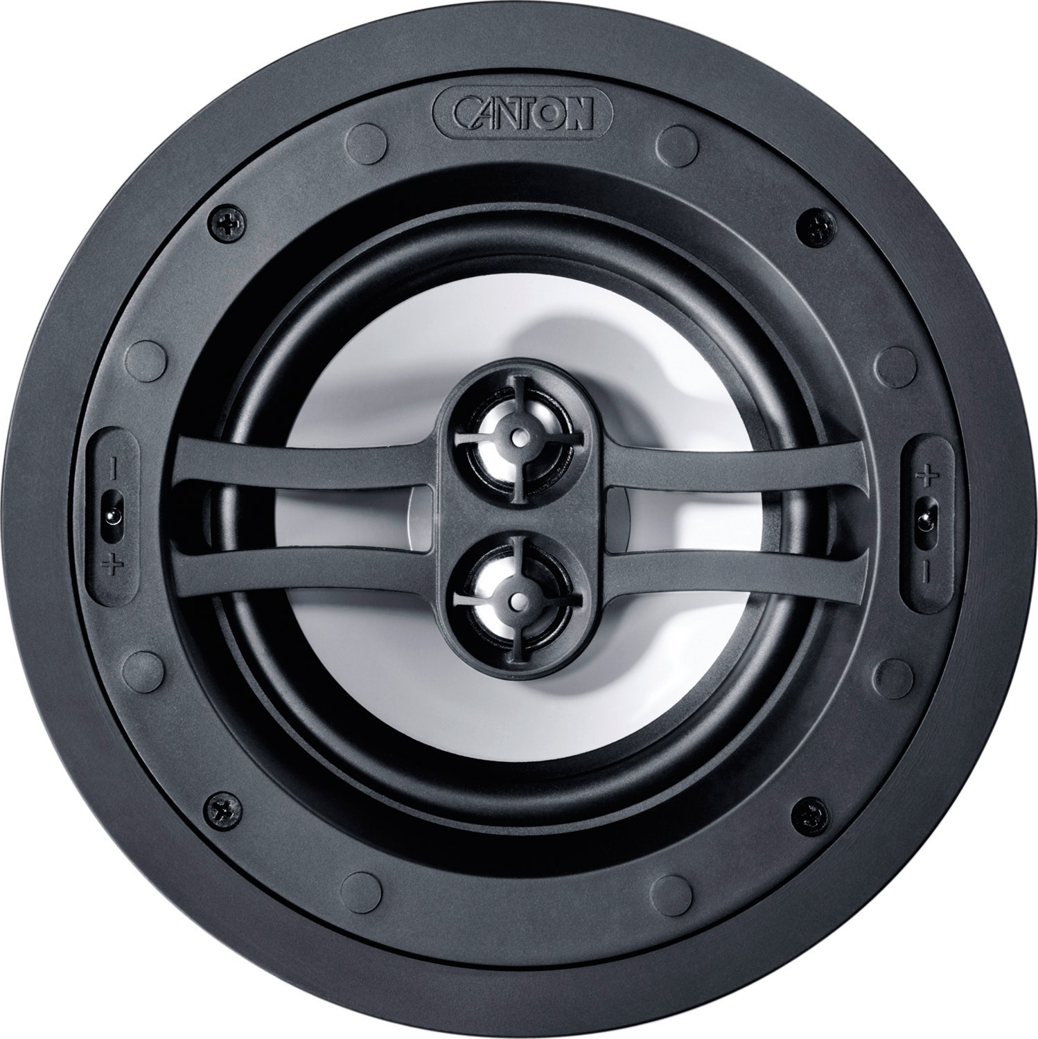 965DT 6.5'' 2-Way Stereo In-Ceiling Speaker Each by Canton