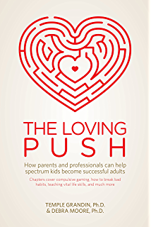 Amazon the autistic brain thinking across the spectrum ebook the loving push how parents and professionals can help spectrum kids become successful adults fandeluxe Gallery