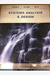 Systems Analysis and Design Paperback