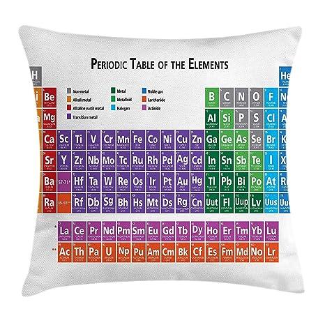 Amazon.com: YXZILH School Throw Pillow Cushion Cover ...