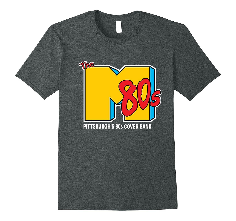 The M80s Logo Color Shirt-Vaci