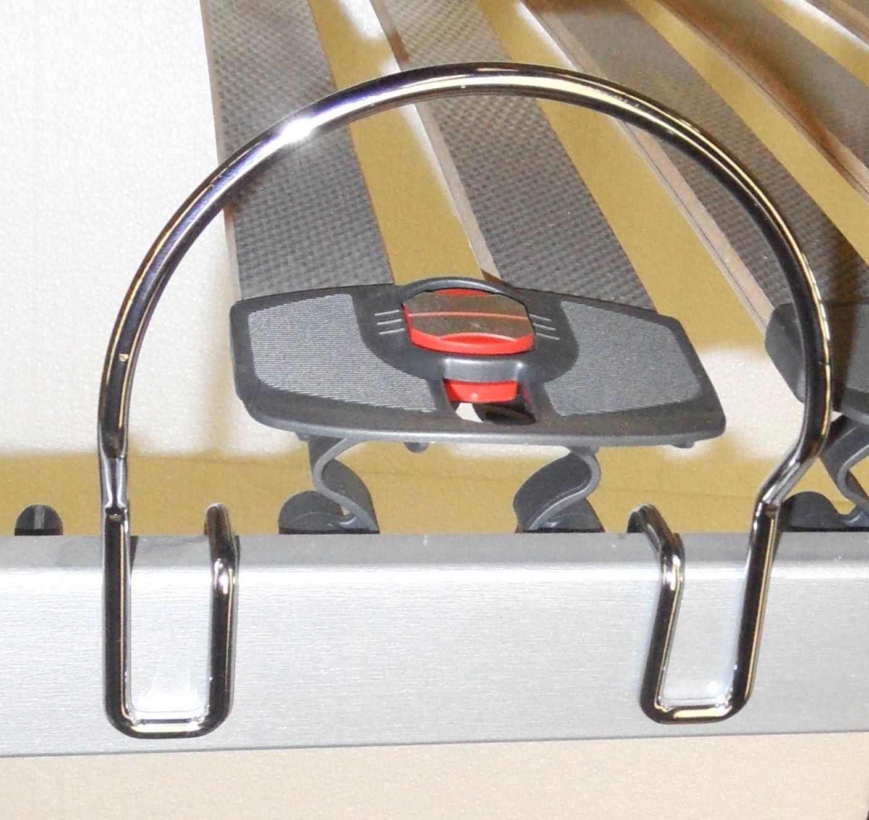 Accesoires-litterie - Lote de 4 topes de colchón laterales (aptos para soporte de 20 mm)