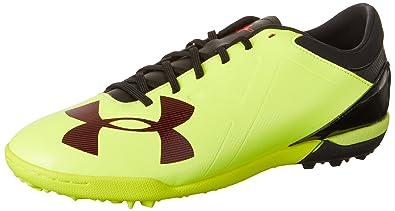 Boots TF UA Under Armour Vis Spotlight Men's 731 Football High Yellow S4YI4qU