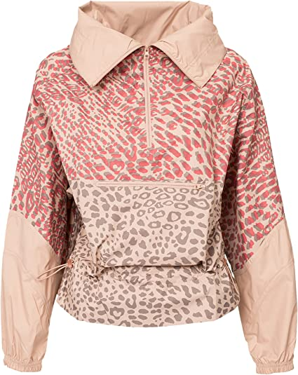 Veste De Running Rose Adidas By Stella Mccartney
