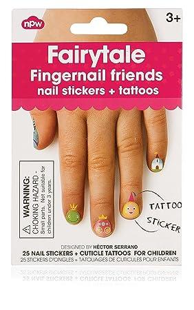 AThumb Nail Art Stickers Cute Nail Decals Nail Polish Manicure Decal Nail  Decorating Tools DIY Nail