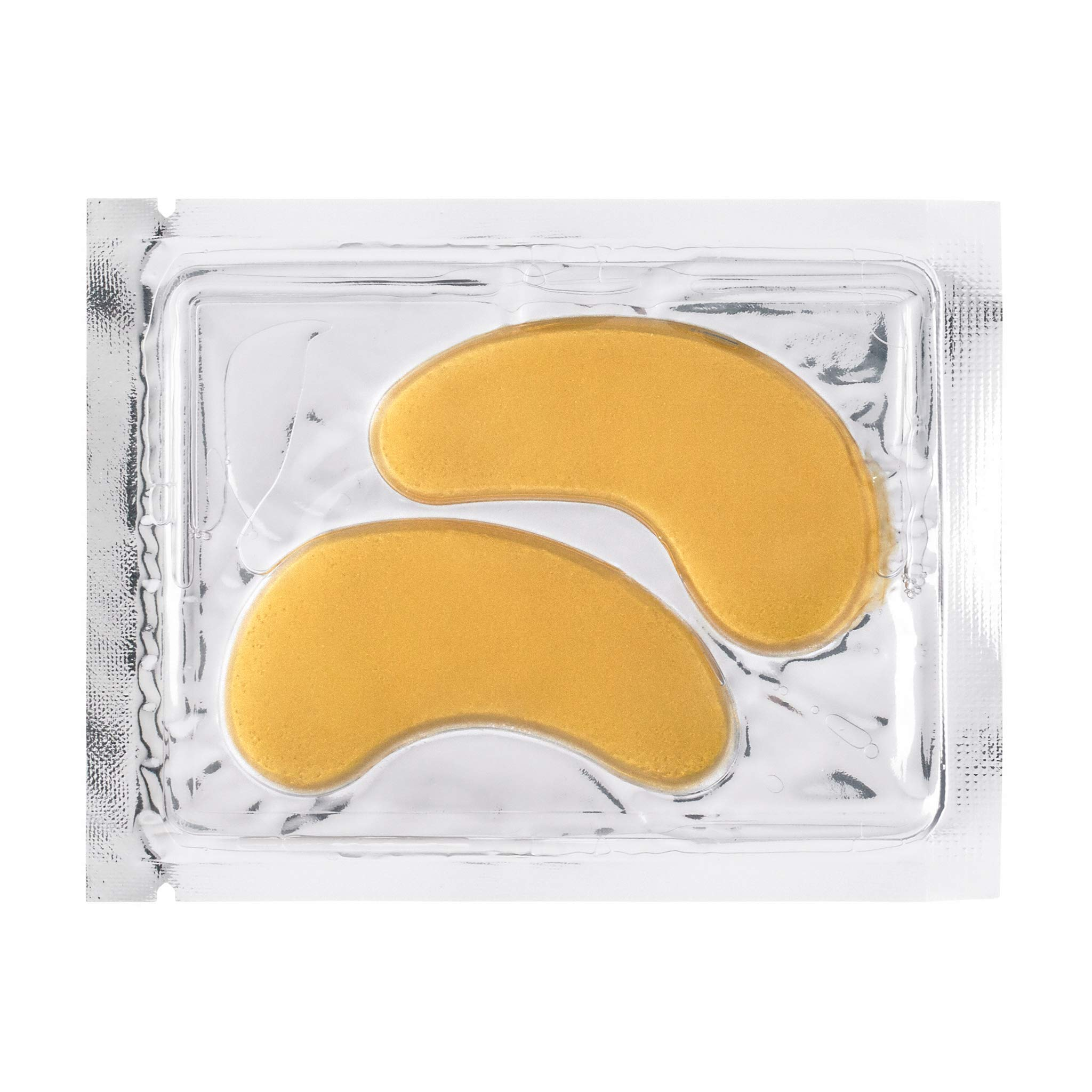 HYDRA-BRIGHT Golden Eye Treatment Mask - 5 masks by MZ SKIN BY MARYAM ZAMANI MD (Image #2)