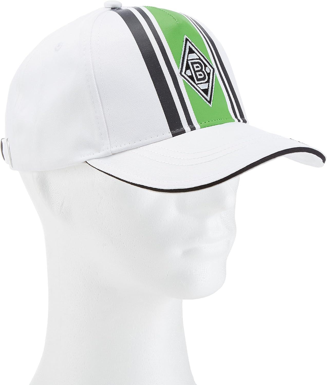 Borussia Mönchengladbach BMG Baseballcap Cap grün//weiß