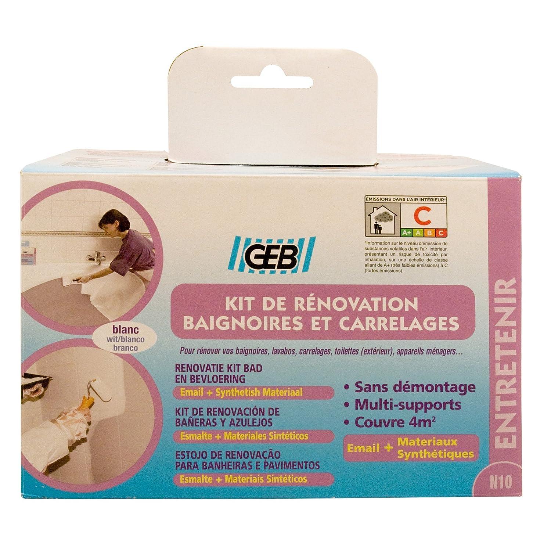Geb Tanch It Et Entretien Sanitaire Kit Peinture R Novation