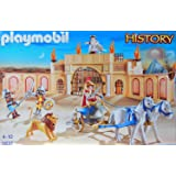 PLAYMOBIL 5837 Hystory - L'arène romaine Playmobil