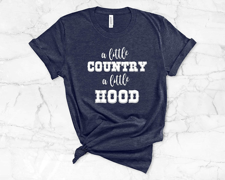Little Country a Little Hood Bleached T-shirt