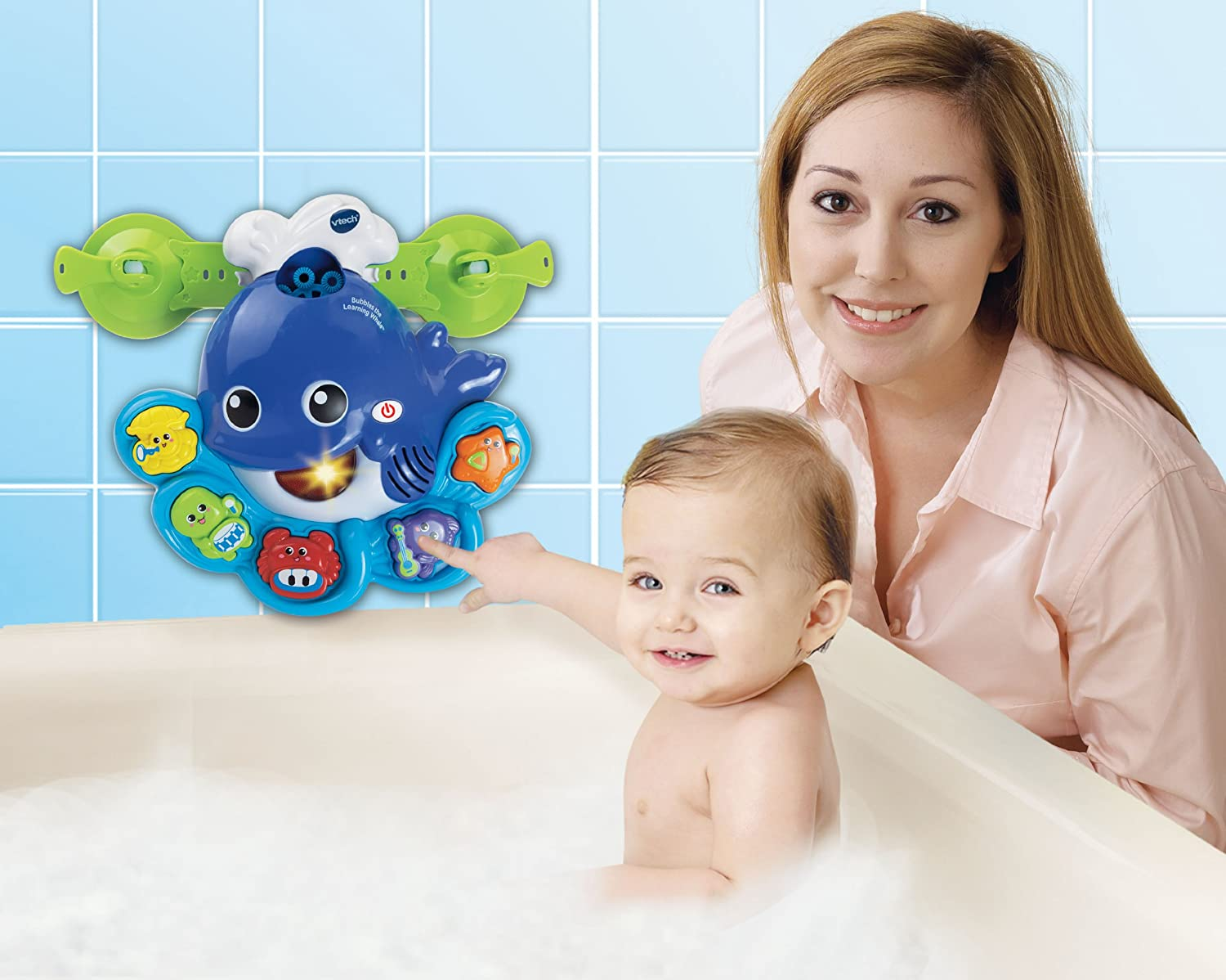VTech Bubbles the Learning Whale: Amazon.ca: Toys & Games