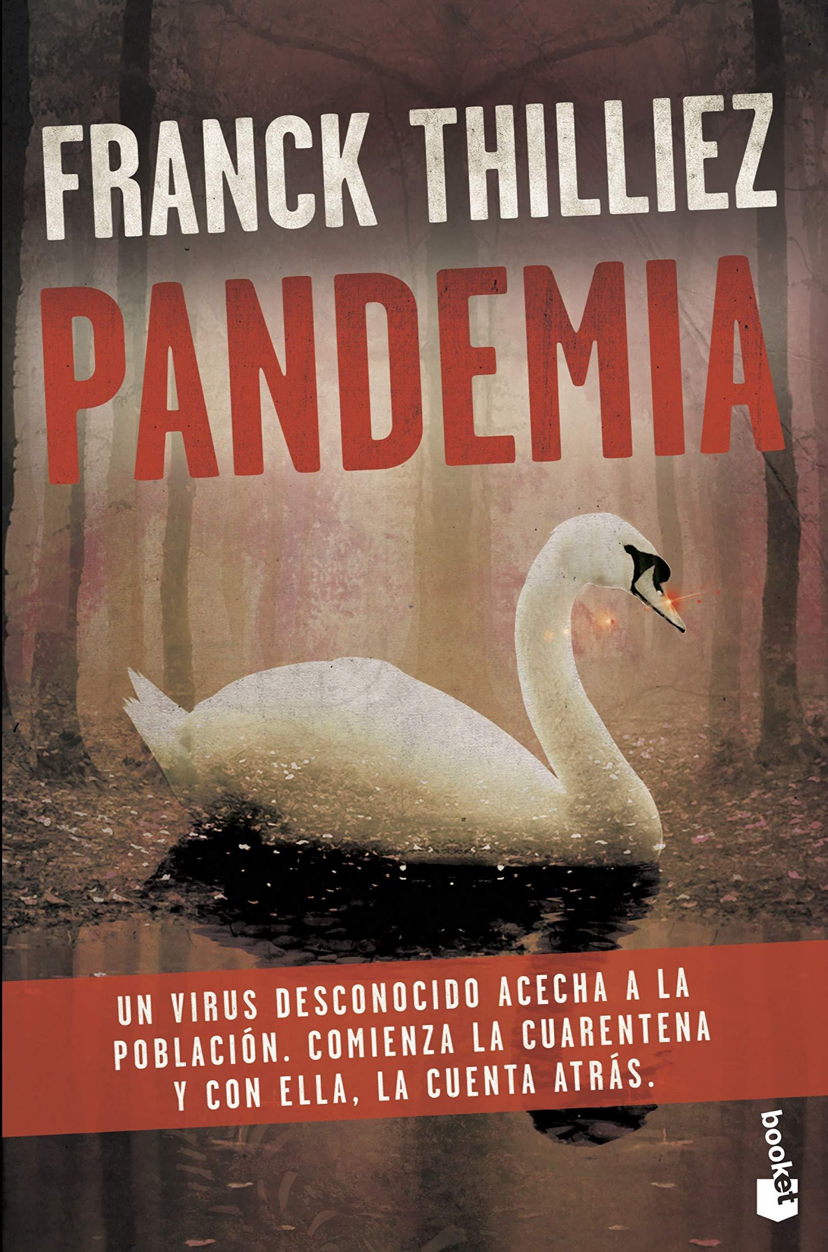 Pandemia (Crimen y Misterio): Amazon.es: Thilliez, Franck, Riambau Möller, Joan: Libros