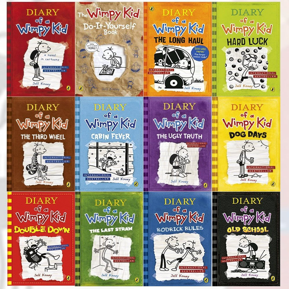 Diary of a wimpy kid Pictures, Images Photos