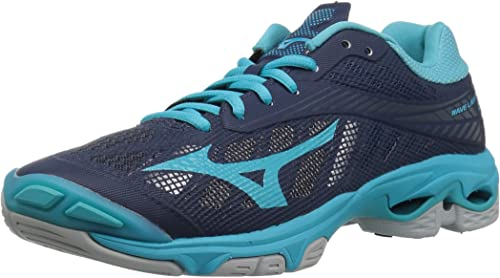 mizuno womens volleyball shoes size 8 x 3 inches on shoe