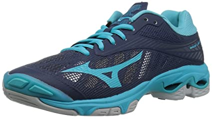 Mizuno Wave Lightning Z4 Volleyball Shoes Footwear Womens Multi One Size