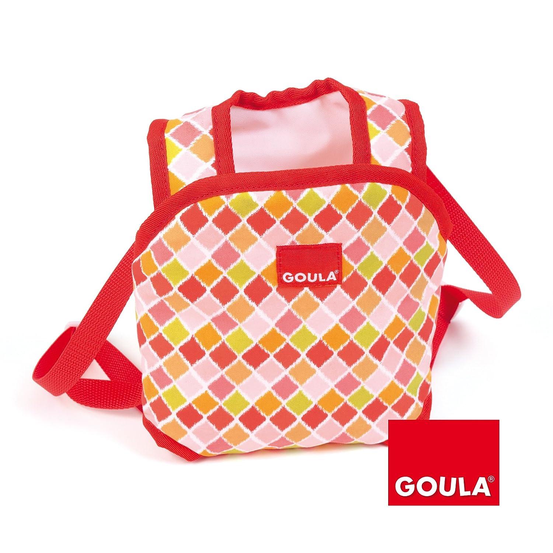 Amazon.es: Jumbo Goula Bag Bolsa de pañales para muñecas - Accesorios para muñecas (Bolsa de pañales para muñecas, 3 año(s), Multicolor, Niño/niña, España, ...