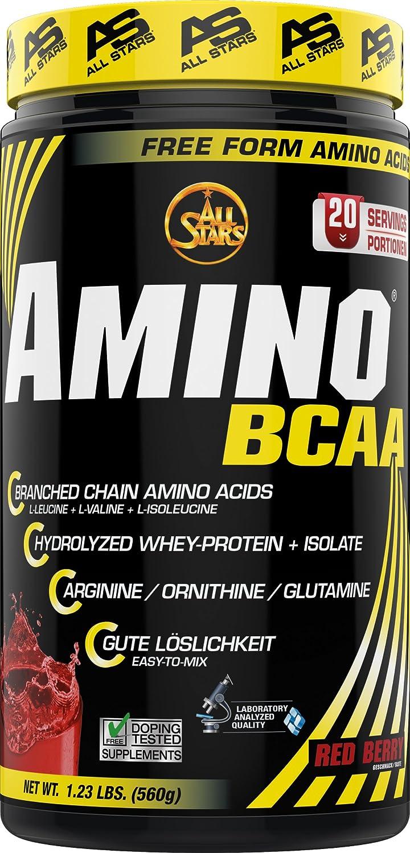 All Stars Hyper Amino BCAA Pulver