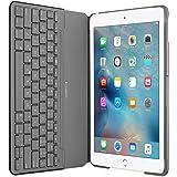 Logicool Canvas Keyboard Case for iPad Air 2 キャンバス キーボード ケース (ブラック)