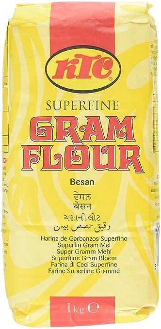 KTC Gram Flour, 1 kg