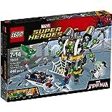 LEGO 76059 Super Heroes Spider-Man Doc Ock's Tentacle Trap Construction Set