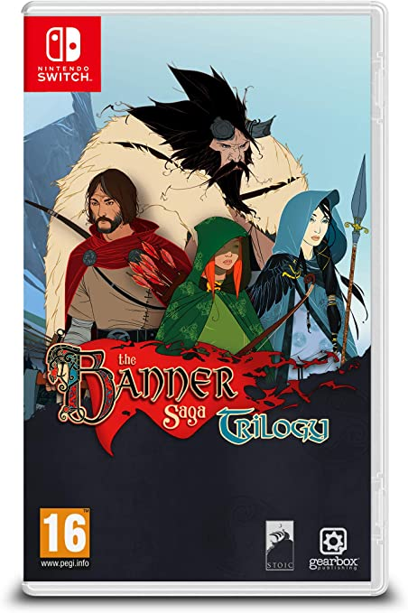 The Banner Saga Trilogy: Amazon.es: Videojuegos