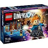 Jeu vidéo 'Lego Dimensions' - Les Animaux Fantastiques : Pack Histoire