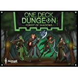 One Deck Dungeon - Forest of Shadows Game