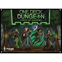 One Deck Dungeon Forest of Shadows Strategy Game