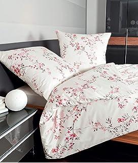 Janine Design Mako Satin Bettwäsche Messina 43023 01 135x200 Cm