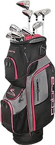 Cobra Golf 2019 Women's XL Speed Complete Golf Set, Right Hand