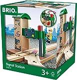 Brio - 33674 - Jeu d'imitation - Station de Contrôle et d'aiguillage