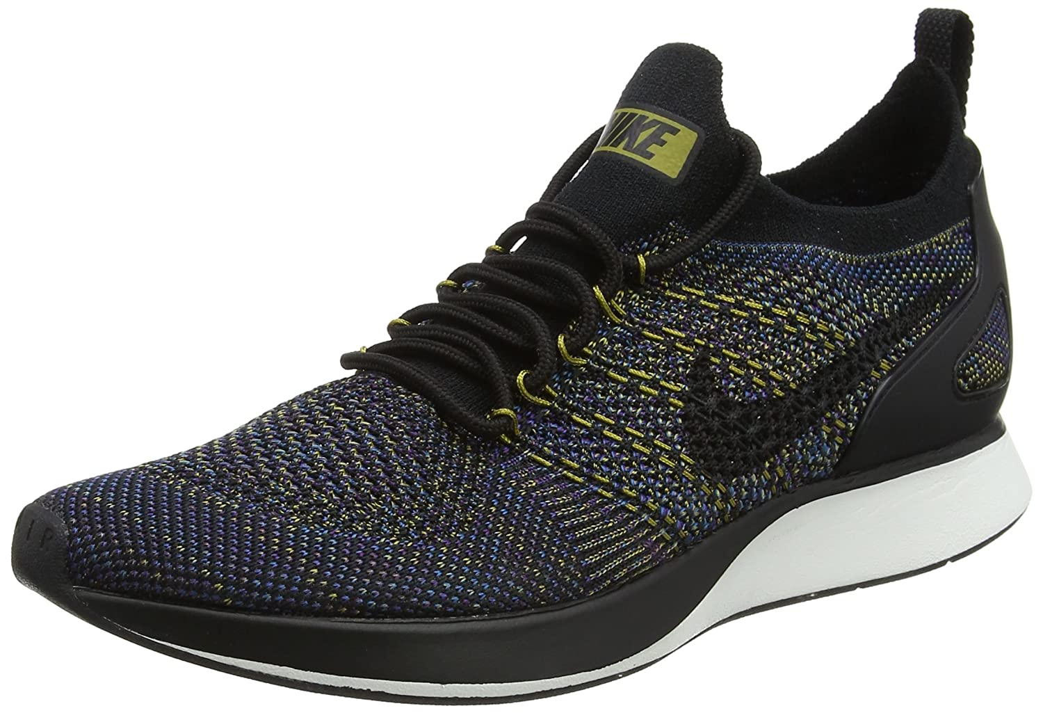 NIKE Womens Air Zoom Mariah Flyknit Racer Running Trainers Aa0521 Sneakers Shoes B0761V88ZS 7 B(M) US|Black / Summit White