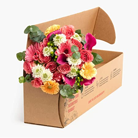 BloomsyBox: Beautiful Bouquets Subscription