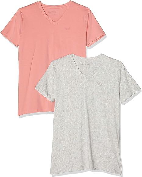 TALLA S. KAPORAL Gift Camiseta (Pack de 2) para Hombre