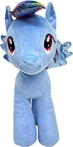 Hasbro Little Pony Rainbow Dash Cuddle Pillow, Large, Blue