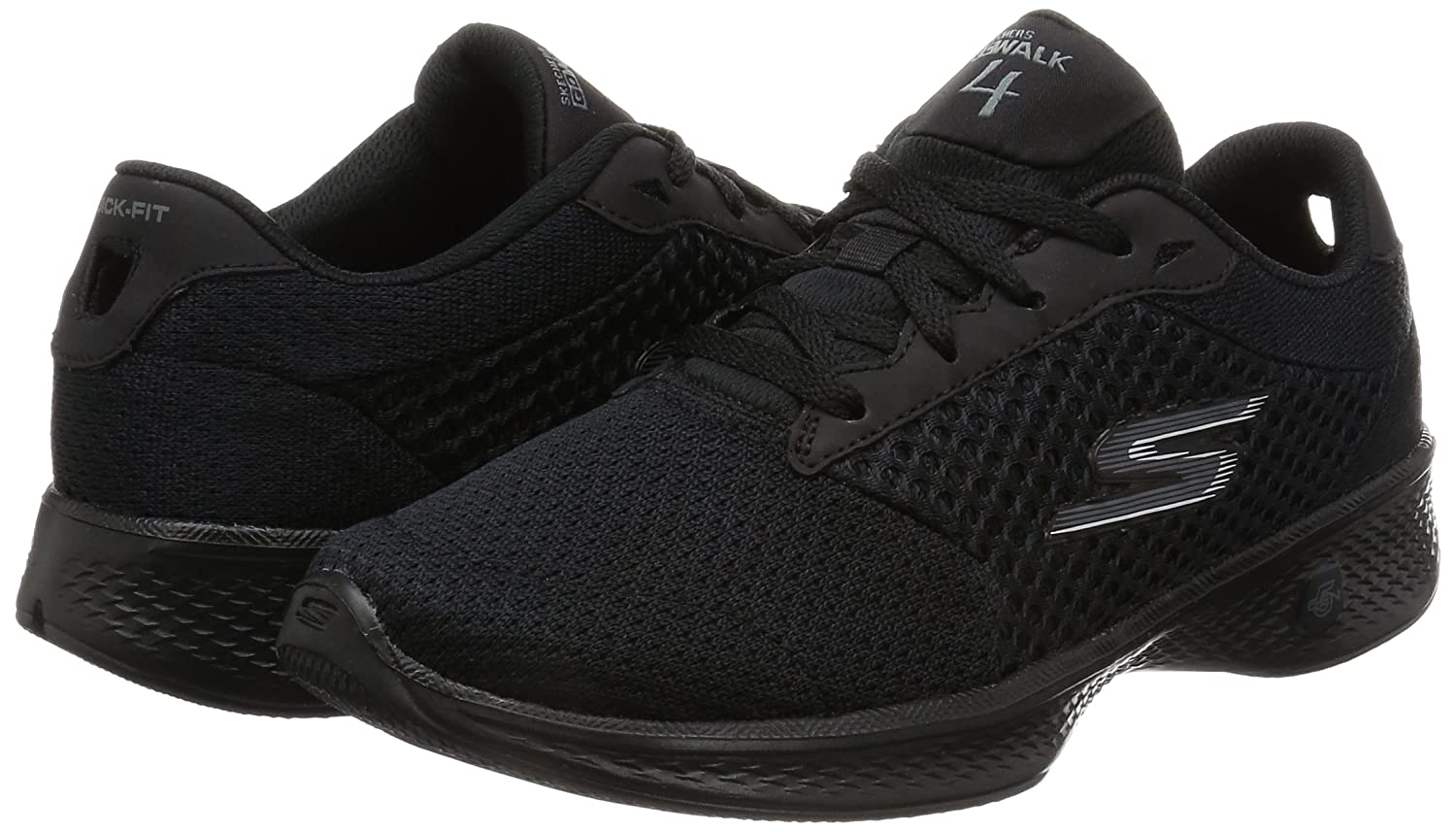 Skechers Andare Camminare 4 Mens Larghe BYjz7P