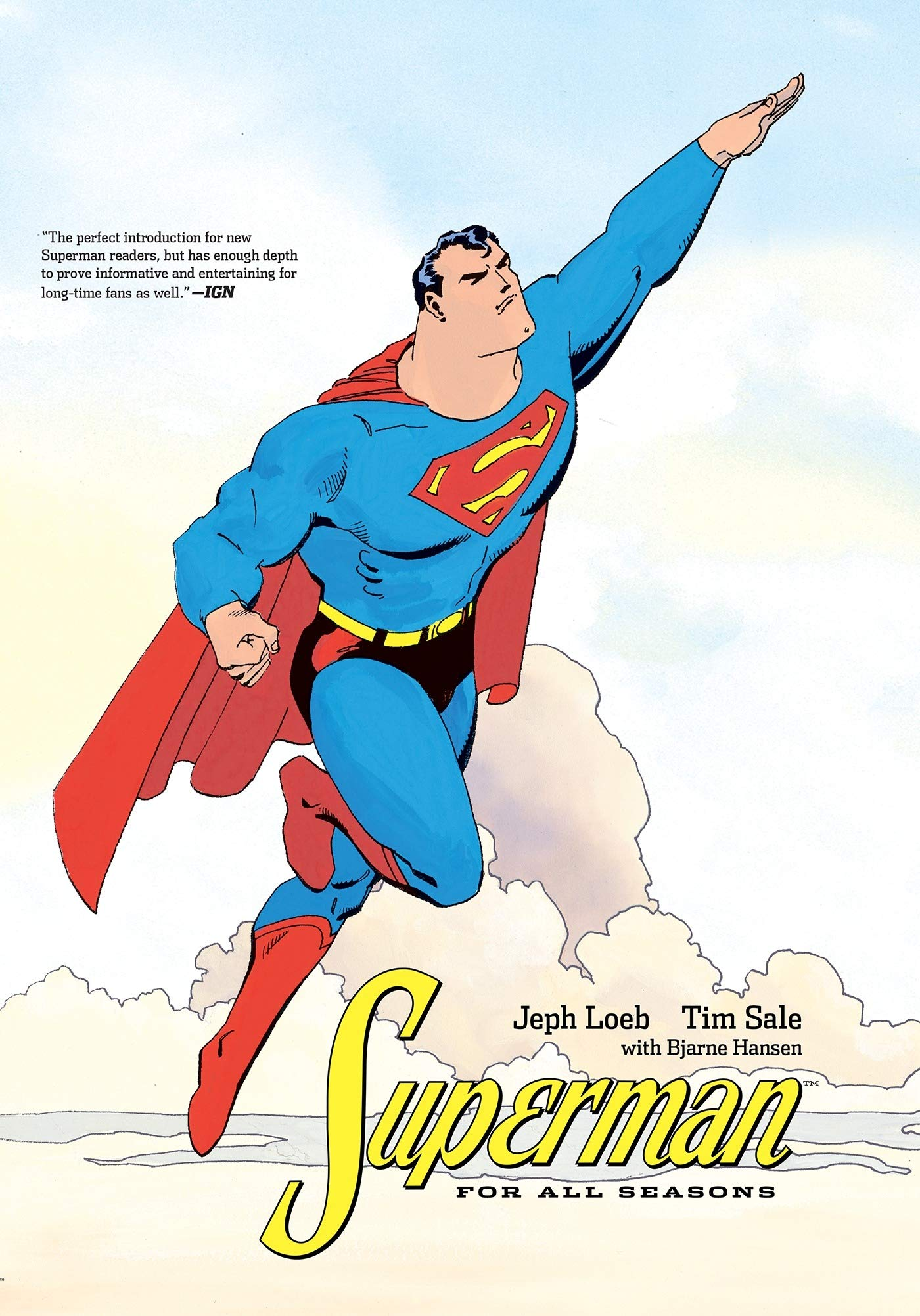 Image result for Superman for All Seasons
