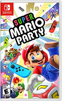 amazon com super mario party nintendo switch nintendo of america