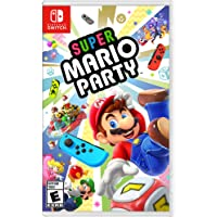 Super Mario Party Nintendo Switch Video Game (Nintendo Switch)