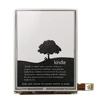 Amazon com: New Replacement LCD Screen for Amazon kindle 3
