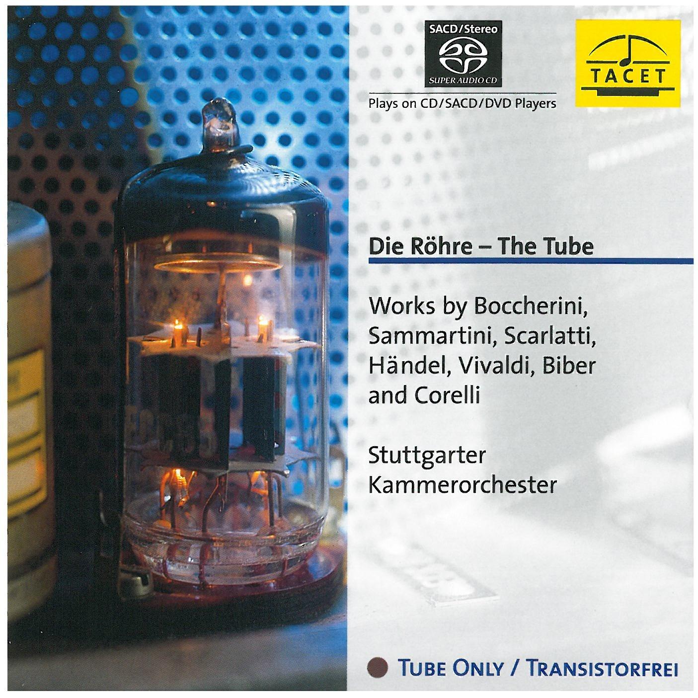 SACD : Stuttgart Chamber Orchestra - Tube (Hybrid SACD)