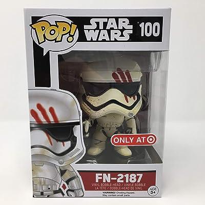 Funko Pop! Star Wars 100 - FN-2187: Toys & Games